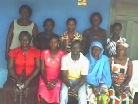 photo of Isaac Nyame Group