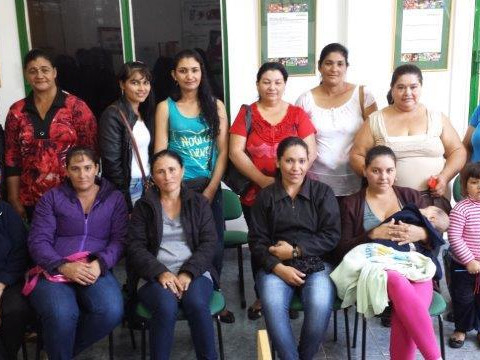 photo of Mujeres Unidas Group