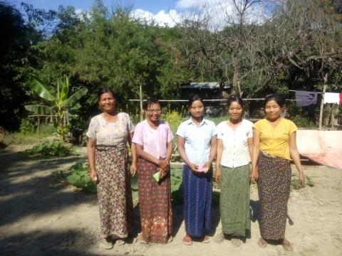 photo of Myin Thar-1 (A) Village Group