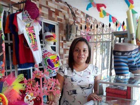 photo of Adriana María