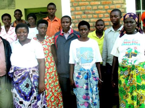 photo of Garukurebe Group