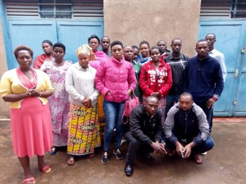 photo of Icyerekezo Subgrp A Group