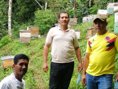 photo of Apisel Beekeeping Association Group
