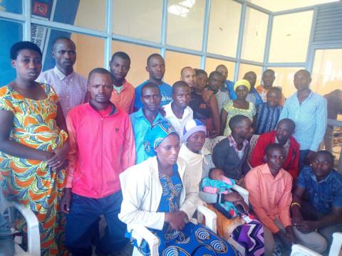 photo of Abajyamugambi Cb Sub Grp A Group