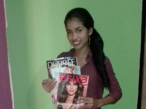 photo of Yenis Paola