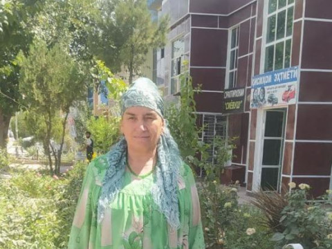 photo of Mehriya