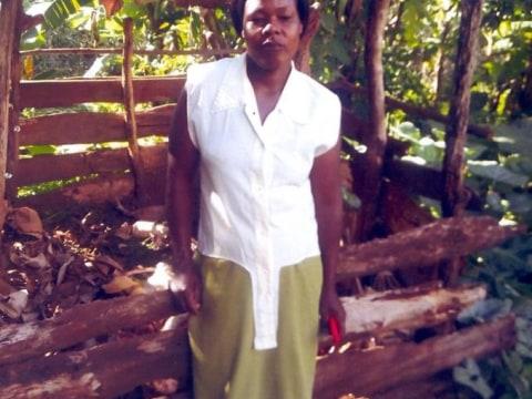 photo of Fridah