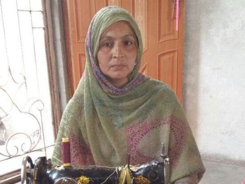 photo of Ghulam Fatima