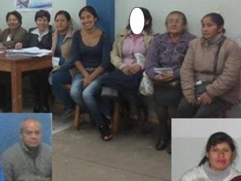 photo of Señor De Ecce Homo Group