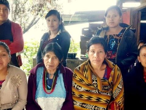 photo of Mariposas De Chutuj Group