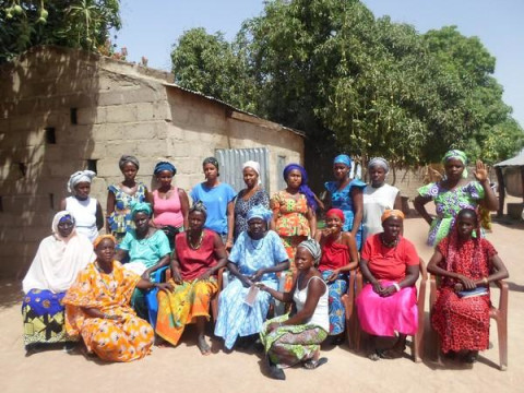 photo of Coumba's Group