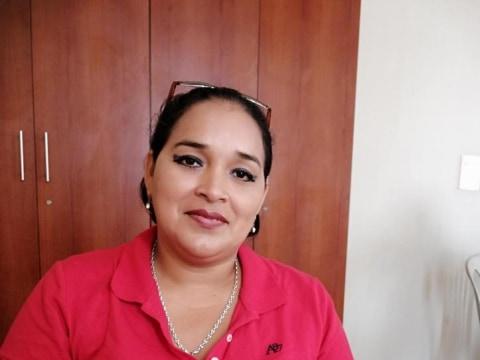 photo of Martha María