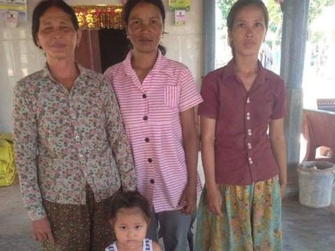 photo of Phouen's Group
