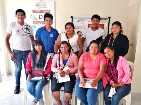 photo of Las Violetas De Koraca Group