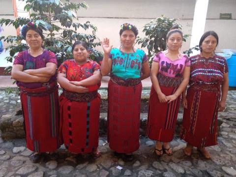 photo of Tejedoras 1 Group