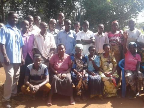 photo of Twimukyangane Kasambya Farmers Group