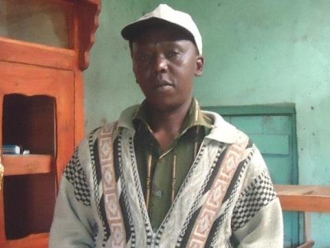 photo of James Wanyoike