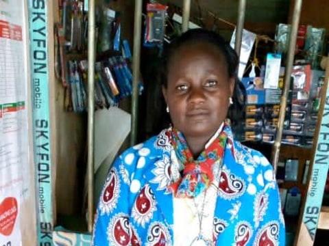 photo of Lydia Wakuthii