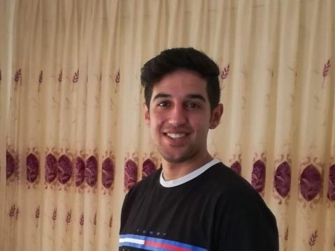 photo of Ehab