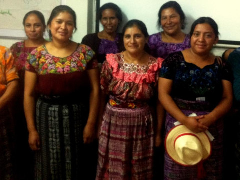 photo of Mujeres Prudentes Group