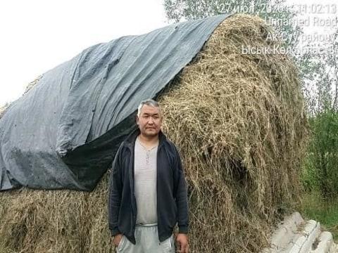 photo of Aibek