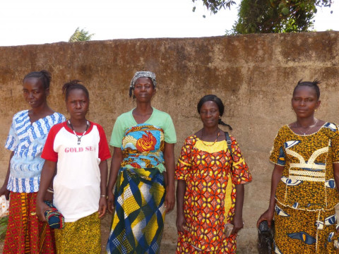 photo of Women Against Poverty Group