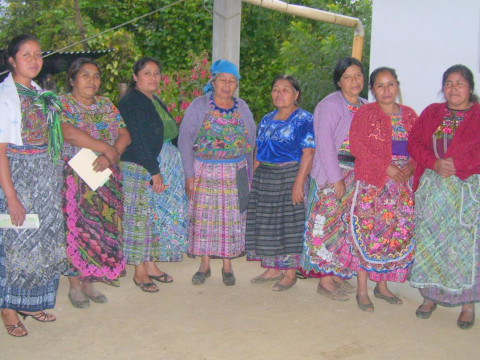 photo of Las Marias De San Jose Chiriju Group