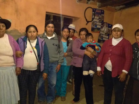 photo of Sr De Huanca De Rumira Group
