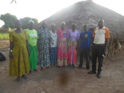photo of Ceele Youth Savings Group