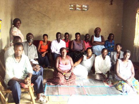 photo of Buhumuriro Abarihamwe Group