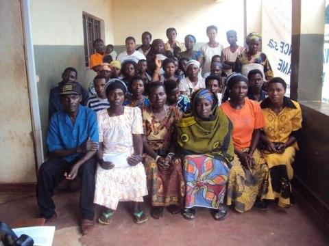photo of Duterimbere I Group