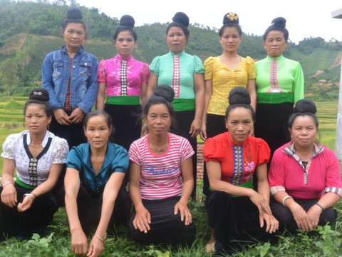 photo of Thuy's Group