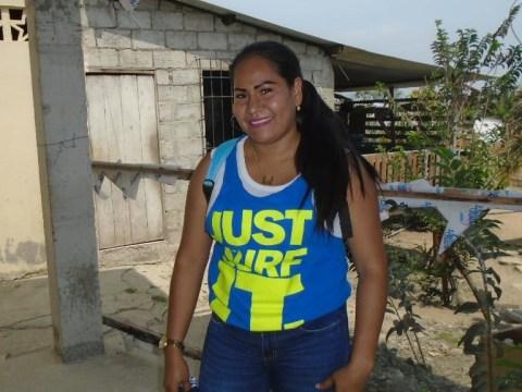 photo of Adriana Beatriz