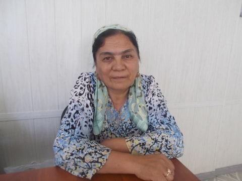 photo of Gavharkhon