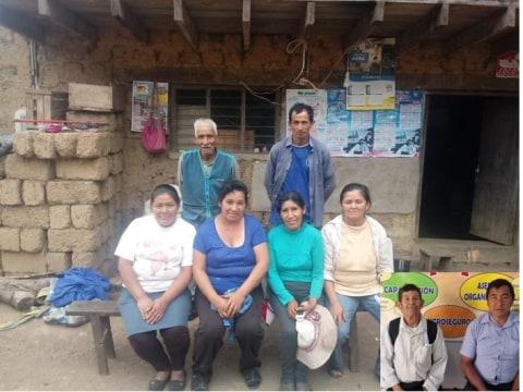 photo of Alto Rosaspata -Riobamba Group