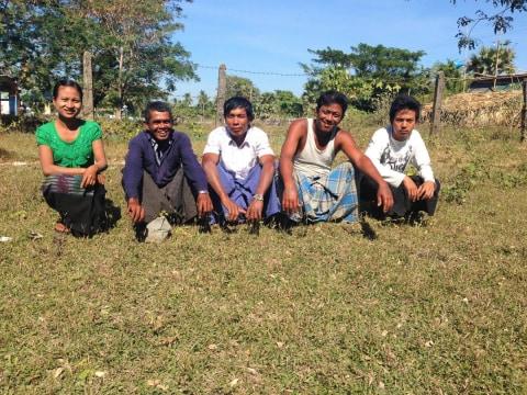 photo of Tha Meik Htaw Kone Tan Group 2