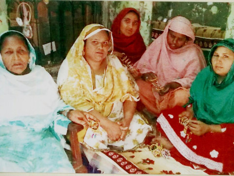 photo of Jamila Bano's Group