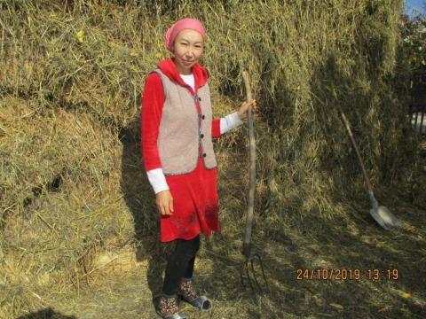 photo of Dzhanarkul