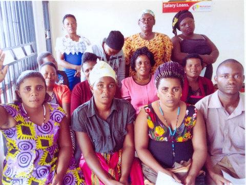 photo of Bundibugyo Fish Sellers Group