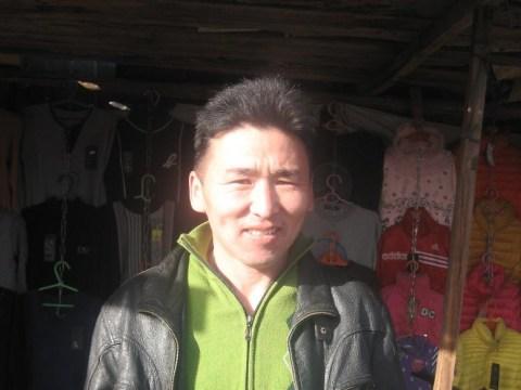 photo of Ganzorig