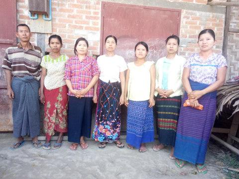 photo of Pauk Taw(3)D Village Group
