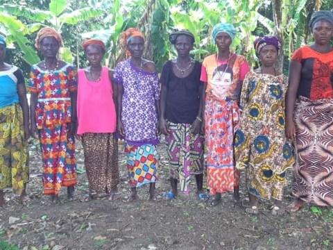 photo of Amie's Female Farmers Group