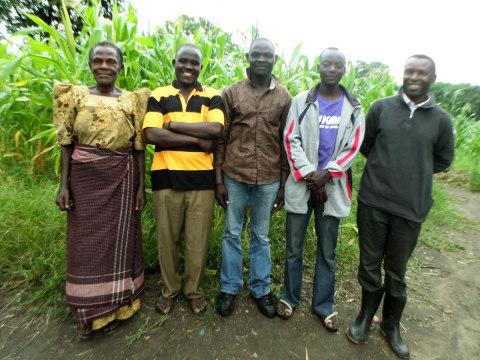 photo of Specioza's Group
