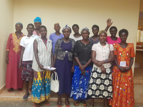 photo of Obanga En Mar Household Atapara Group