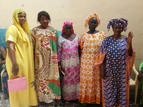 photo of Fatou Dk Group