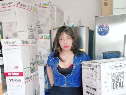 photo of Mariana Maria