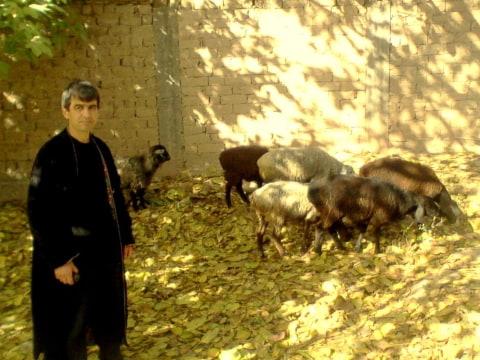 photo of Mahmadabror