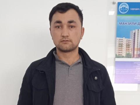 photo of Shakhzod