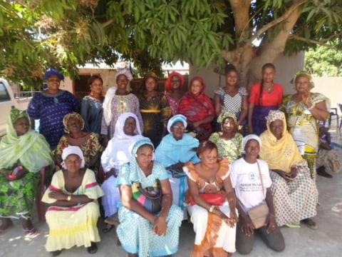 photo of Madiene's Group
