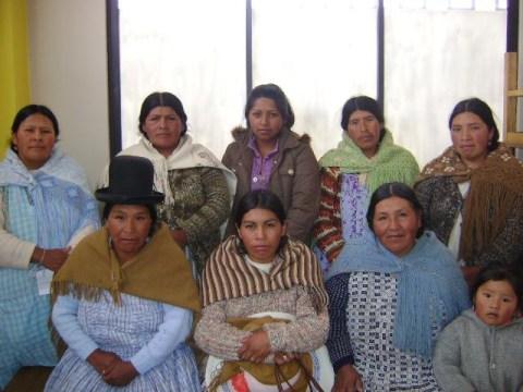 photo of 14 De Diciembre Group